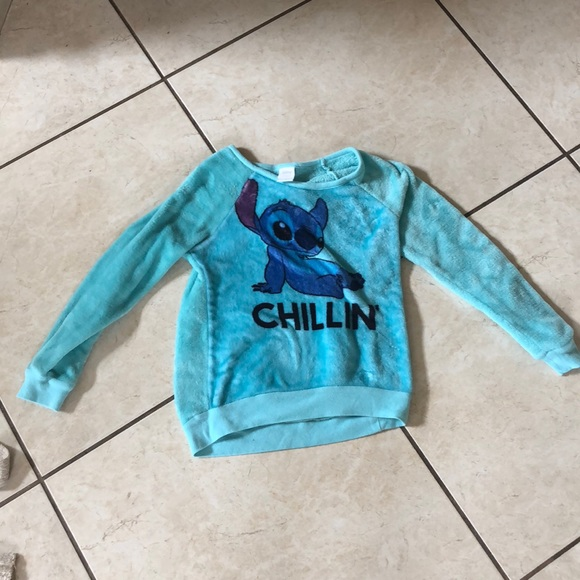 Other - Super soft Disney stitch sweater!!